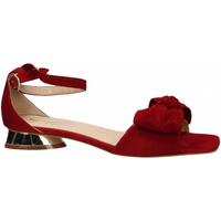 Schoenen Dames Sandalen / Open schoenen Jeannot SCARPE D platino---cardinale