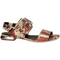 Schoenen Dames Sandalen / Open schoenen Laura Bellariva PITONE coral