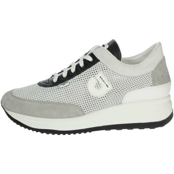 Schoenen Dames Lage sneakers Agile By Ruco Line 1304 White/Black