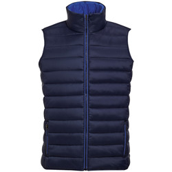 Textiel Heren Gilets Sols WAVE LIGHTWEIGHT MEN Azul