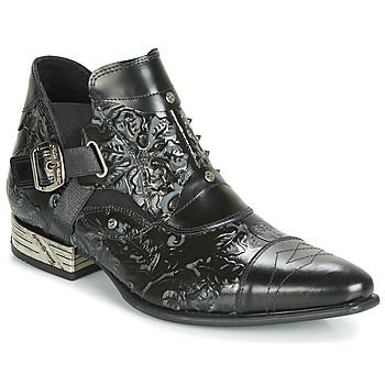 Schoenen Heren Derby New Rock BRAVA Zwart