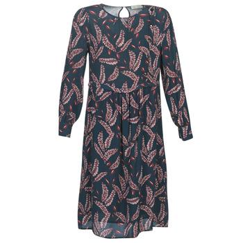 Textiel Dames Lange jurken See U Soon 9222127 Marine / Bordeau