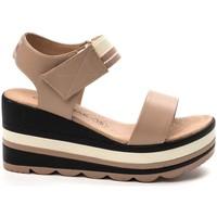 Schoenen Dames Sandalen / Open schoenen Chattawak sandales 7-PAVOT Poudre Roze
