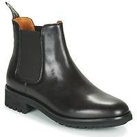 Schoenen Heren Laarzen Polo Ralph Lauren BRYSON CHLS Zwart