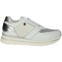 Schoenen Dames Instappers Keys 5525 White