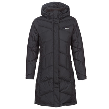 Textiel Dames Dons gevoerde jassen Patagonia W'S DOWN WITH IT PARKA Zwart