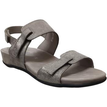 Schoenen Dames Sandalen / Open schoenen Mephisto Jemila Taupe leer