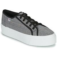 Schoenen Dames Lage sneakers Yurban SUPERTELA Zwart / Wit