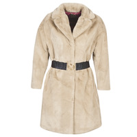 Textiel Dames Mantel jassen Guess SHELLY Beige