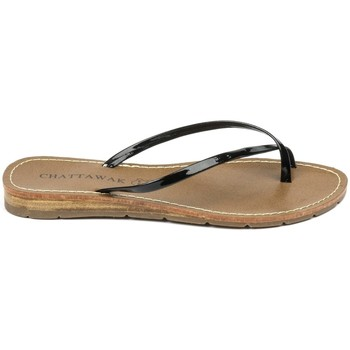 Schoenen Dames Sandalen / Open schoenen Chattawak sandales 7-RIADE Noir Zwart