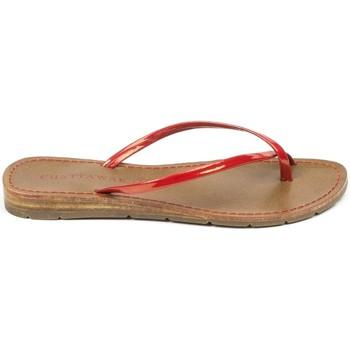 Schoenen Dames Sandalen / Open schoenen Chattawak sandales 7-RIADE Rouge Rood