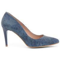 Schoenen Dames pumps Giulia pump pitone sofia G.8.8 Blauw