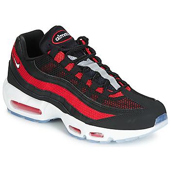 Schoenen Heren Lage sneakers Nike AIR MAX 95 Zwart / Rood