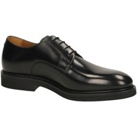 Schoenen Heren Derby Rossi VITELLO CALF nero-nero