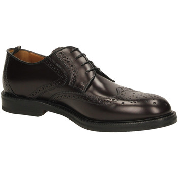 Schoenen Heren Derby Rossi VITELLO CALF bordo-bordeaux