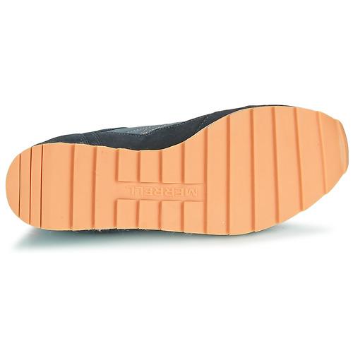 Merrell Alpine Sneaker Blauw / Oranje - Gratis Levering Schoenen Lage Sneakers Heren 8549