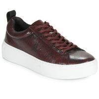 Schoenen Dames Lage sneakers Vagabond ZOE PLATFORM Bordeau