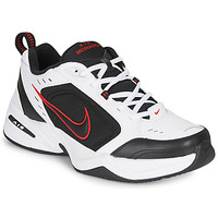 Schoenen Heren Lage sneakers Nike AIR MONARCH IV Wit / Zwart