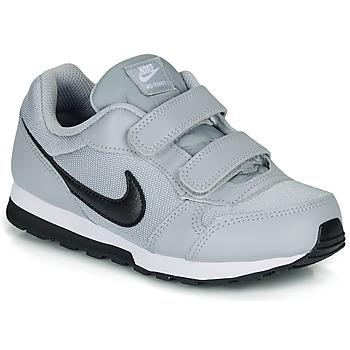 Schoenen Kinderen Lage sneakers Nike MD RUNNER 2 PRE-SCHOOL Grijs / Zwart