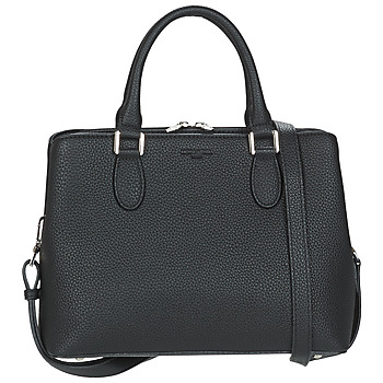 Tassen Dames Handtassen kort hengsel Hexagona MADRID Zwart