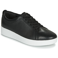 Schoenen Dames Lage sneakers FitFlop RALLY Zwart