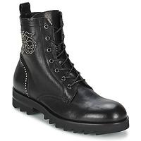 Schoenen Heren Laarzen John Galliano BOOT Zwart