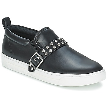 Schoenen Dames Instappers Marc by Marc Jacobs CUTE KICKS KENMARE Zwart