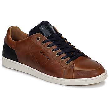 Schoenen Heren Lage sneakers Redskins OSTAN Cognac / Marine