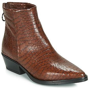 Schoenen Dames Laarzen Mjus CALAMITY Bruin