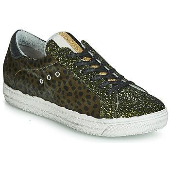 Schoenen Dames Lage sneakers Meline MILLE Kaki