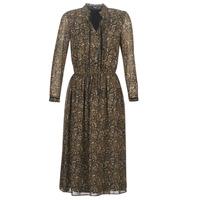 Textiel Dames Korte jurken Deeluxe SELENA Zwart