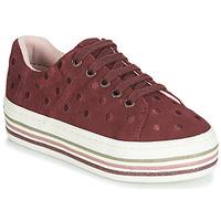 Schoenen Meisjes Lage sneakers Gioseppo FUSSEN Bordeau