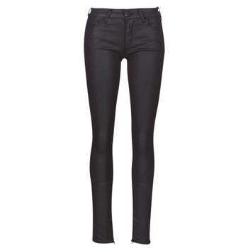 Textiel Dames Skinny jeans Replay LUZ Zwart
