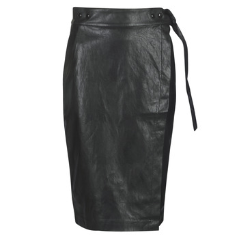 Textiel Dames Rokken Replay W9310-000-83468-098 Zwart
