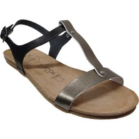 Schoenen Dames Sandalen / Open schoenen Amoa Sanary Zwart leer