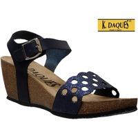 Schoenen Dames Sandalen / Open schoenen K. Daques Jina Marineblauw