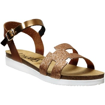 Schoenen Dames Sandalen / Open schoenen K. Daques Delta Bruin