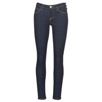 Textiel Dames Skinny jeans Lee SCARLETT RINSE Blauw