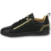 Schoenen Heren Lage sneakers Cash Money Cesar Full Black CMP Zwart