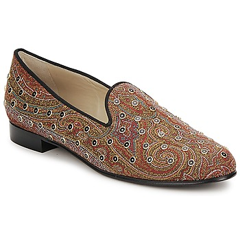 Schoenen Dames Mocassins Etro BORCHIE Bruin