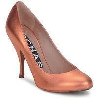 Schoenen Dames pumps Rochas RO18061-90 Oranje