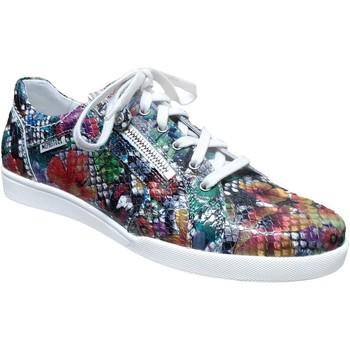 Schoenen Dames Lage sneakers Mephisto Diamanta Veelkleurig leer