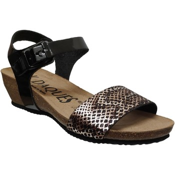 Schoenen Dames Sandalen / Open schoenen K. Daques Estan Zwart