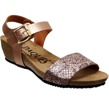 Schoenen Dames Sandalen / Open schoenen K. Daques Estan Roze