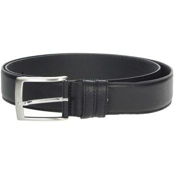 Accessoires Heren Riemen Made In Italia 04 Black