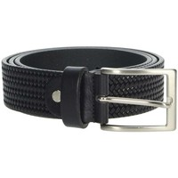 Accessoires Heren Riemen Made In Italia 02 Black
