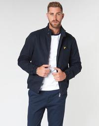 Textiel Heren Wind jackets Lyle & Scott JK462VC-Z273 Marine