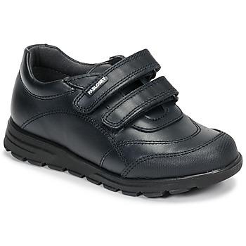 Schoenen Jongens Lage sneakers Pablosky 334720 Marine