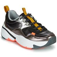 Schoenen Dames Lage sneakers Victoria AIRE MULTI Zwart