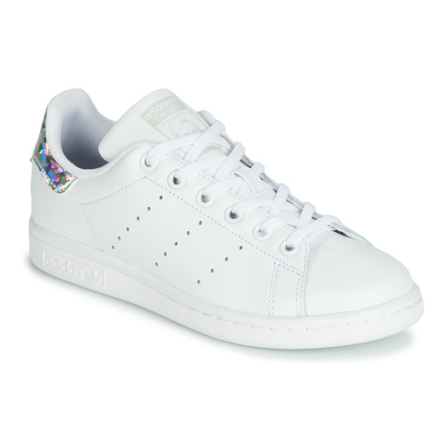 spartoo stan smith zilver